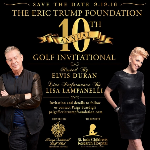 10th Annual ETF Golf Invitational & Auction Dinner