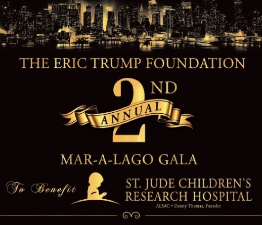 The Eric Trump Foundation 2nd Annual Mar-a-Lago Gala