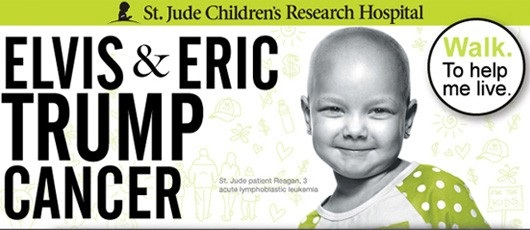 "Join the ""Elvis Trumps Cancer"" Team - Walk for St. Jude on Saturday, November 22, 2014"